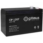OPTIMUS Аккумулятор 12В 7 А