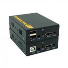 HDMI - удлинители/1080 P HDMI KVM ИК Extender Через RJ45 Cat5e/6 кабель